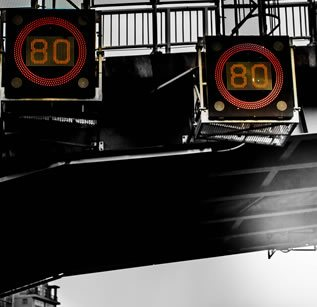 Speed Limit Signs Traffic Technology