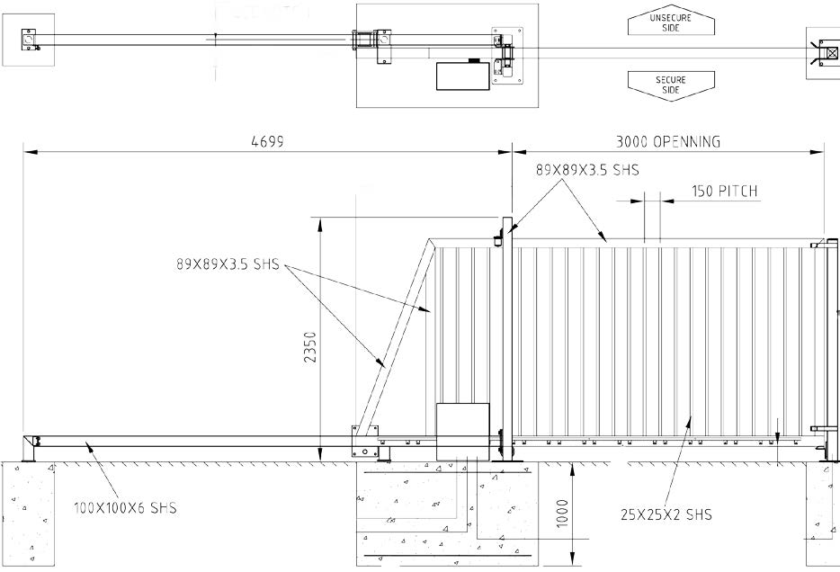 Mcg Cantilever Gate Cat Name Hts Group